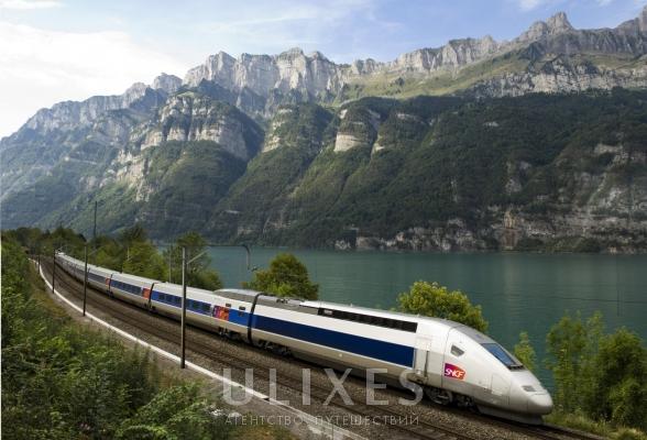 Женева париж поезд купить билет 5 тонник аренда автомобиля
